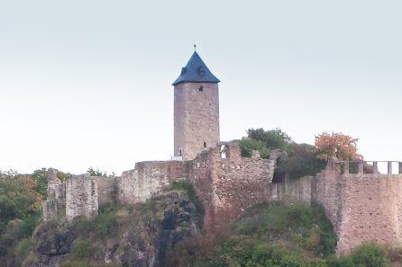 Hypopara Bundestreffen in Halle - Foto Burg Giebichstein